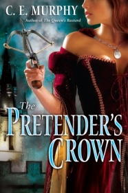 cover for The Pretender's Crown