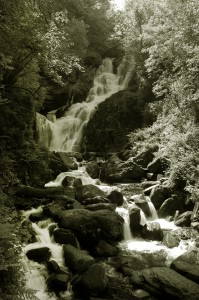 Torc Waterfalls, Killarney