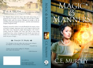Magic & Manners cover reveal!