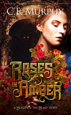 Cover for Roses in Amber