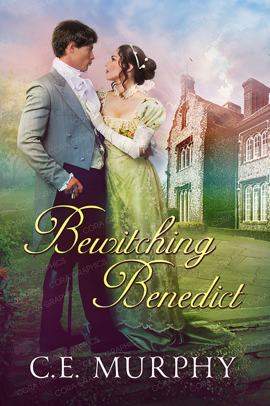 Cover art: Bewitching Benedict