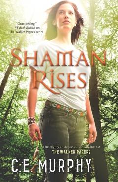 Shaman Rises cover