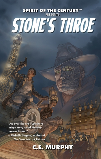 Stone's Throe cover