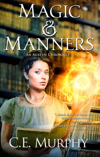 Magic and Manners cover